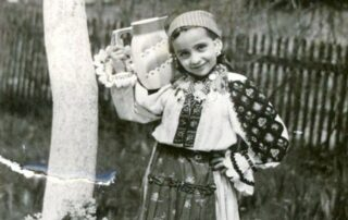 Ghelar, Romania - 1942