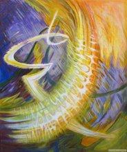 """Acrylic on canvas, 24""""x20"""" - 2010."""