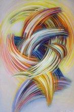 """Acrylic on canvas, 30""""x20"""" - 2010."""